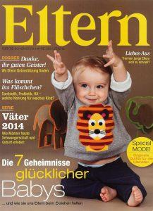 Eltern Magazine cover